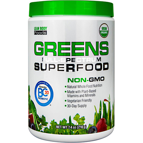 Labrada Nutrition Greens Superfood