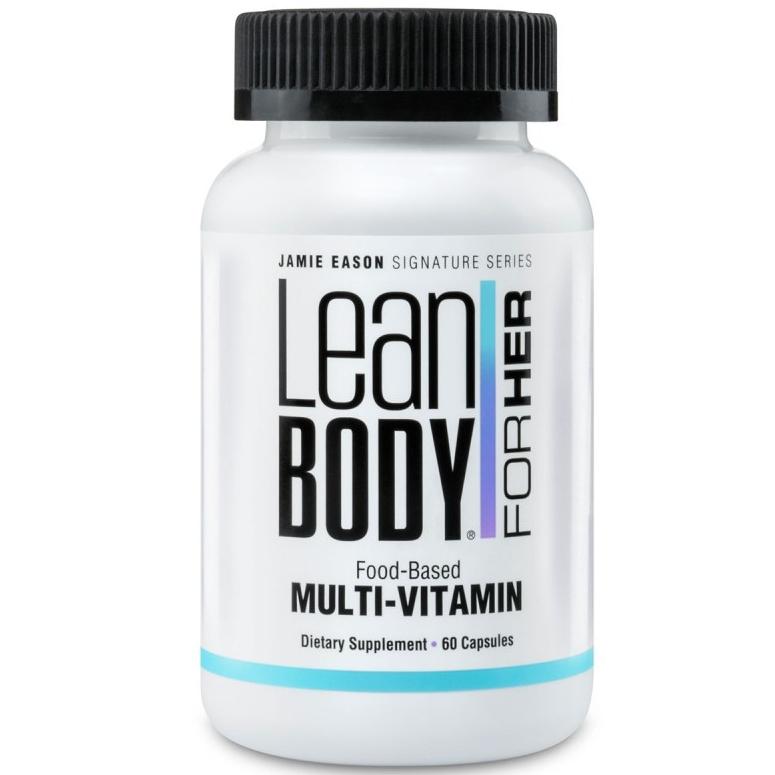 Labrada Nutrition Jamie Eason Lean Body for Her Food-Based Multi-Vitamin