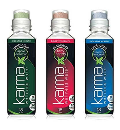 Karma Wellness Water Probiotics, 18 Ounce