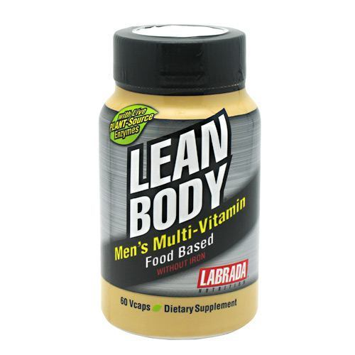 Labrada Nutrition Lean Body Men's Multi-Vitamin