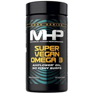 MHP Super Vegan Omega 3 Capsules