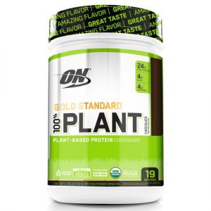 Optimum Nutrition Gold Standard 100% Plant-Based Protein Powder