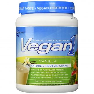 Nutrition53 Vegan1 Shake