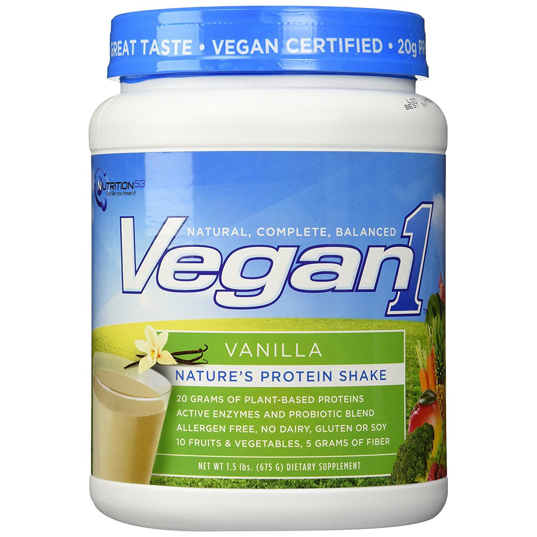 Nutrition53 Vegan1 Shake