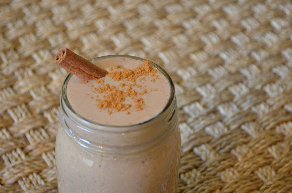 Decadent Peanut Butter & Chocolate Protein Shake