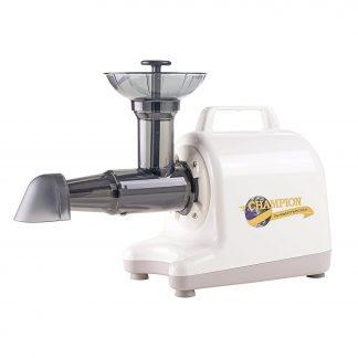 Champion Household Juicer 4000 Masticating Juicer - White