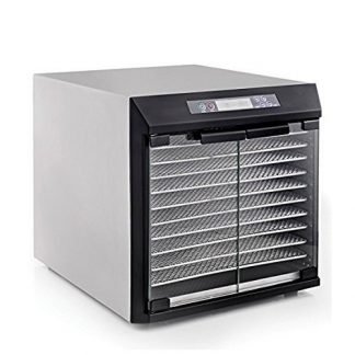 Excalibur Dehydrator EXC10EL 10-Tray Glass Doors
