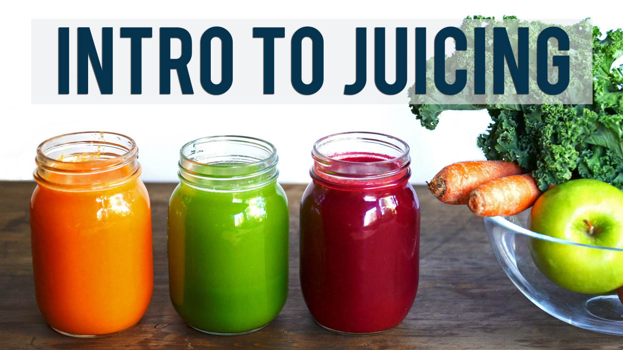 Introduction to Juicing