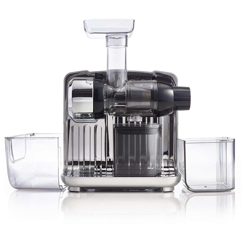 Omega Juice Cube CUBE300S - Silver