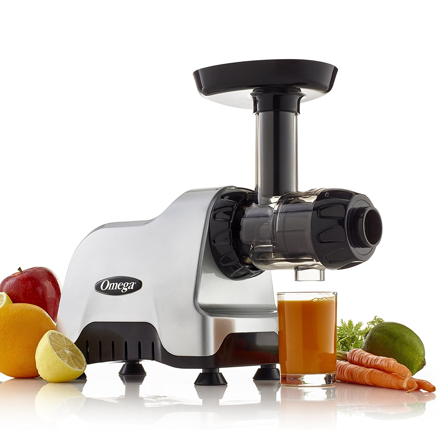 Omega Juicers CNC80S Compact Nutrition System, Silver