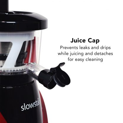 Tribest Slowstar Vertical Slow Juicer and Mincer SW-2000 / SW-2020