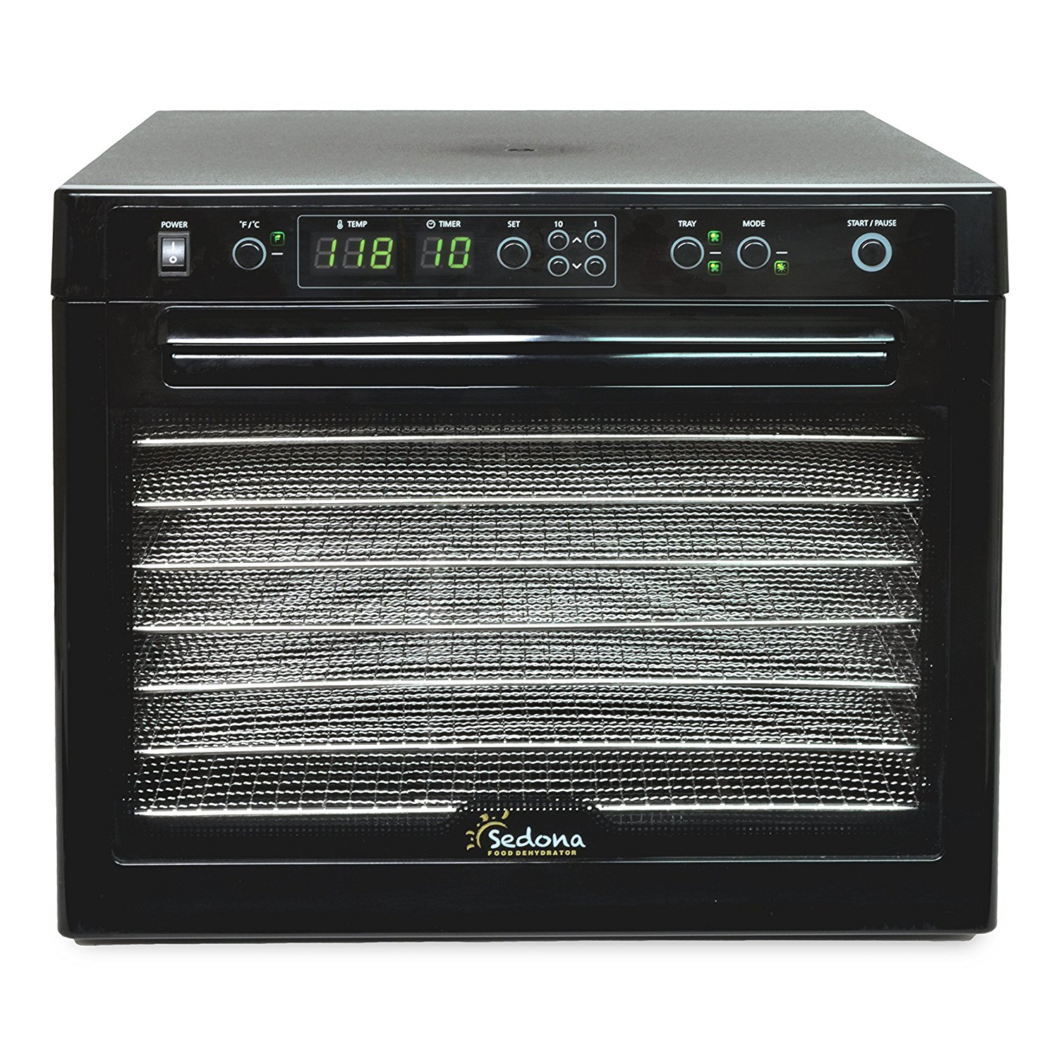Tribest Sedona Digitally Controlled Food Dehydrator SD-S9000