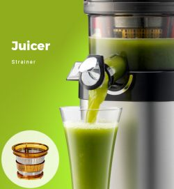 Kuvings Whole Slow Juicer Chef CS600 can Juice