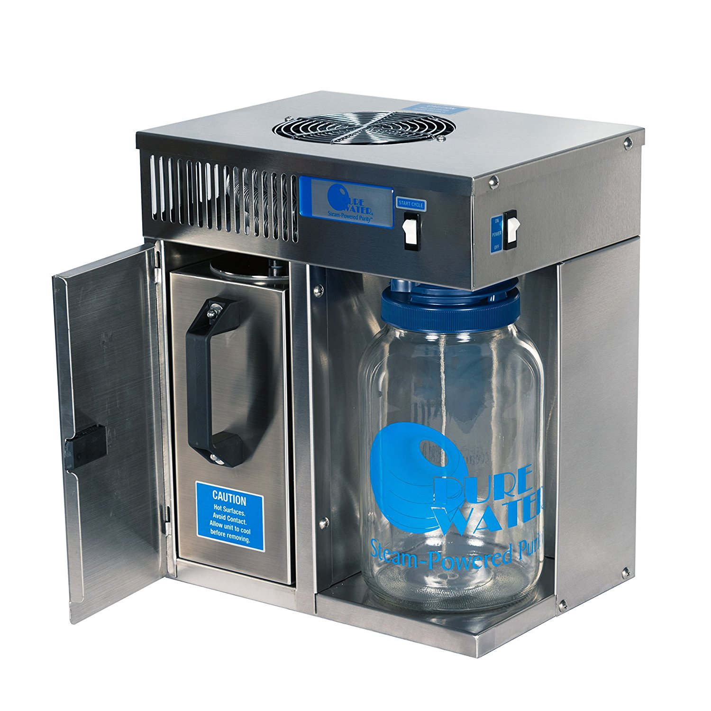 Pure Water Mini-Classic CT Counter Top Distiller