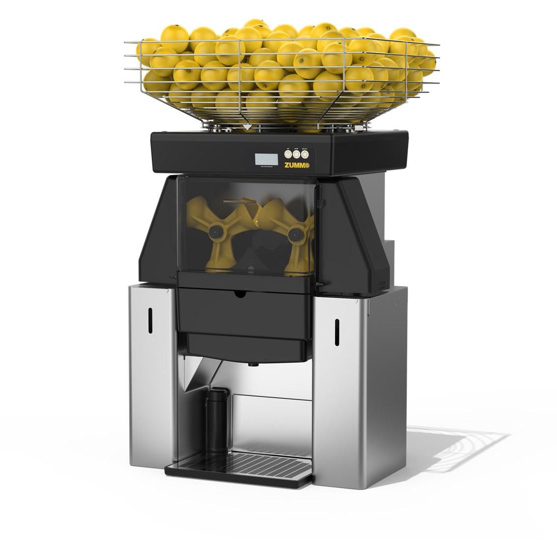 Zummo Z40 Nature Lm Commercial Lemon Juicer Plant