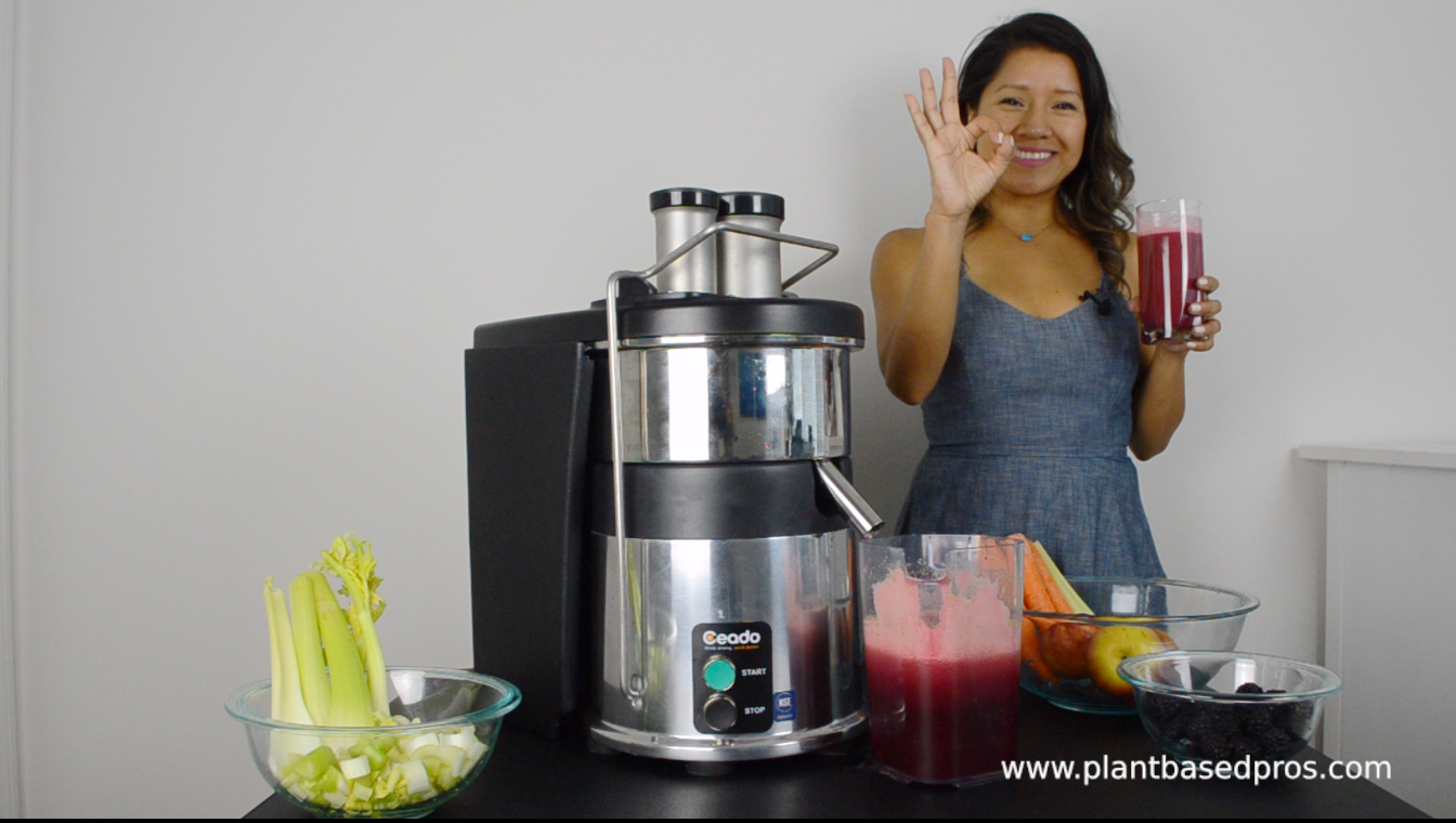 Ceado ES-700 juicer video review + FAQ
